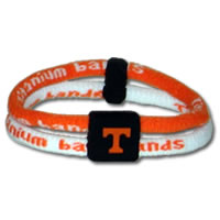 NCAA Titanium Band - Tennessee Volunteers