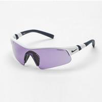 Nike Men's Golf Show X1 Pro Sunglasses in White