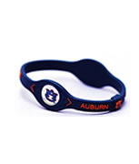 Auburn Tigers Power Force Energy Bracelet (Blue)
