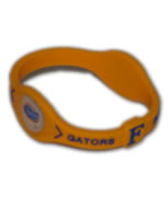 Florida Gators Power Force Energy Bracelet (Orange)