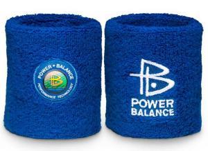 Power Balance™ Terry Cloth Wristband
