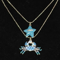 Sea Crab Necklace