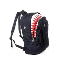 Shark Backpack in black