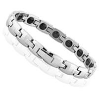 South Korean Titanium Steel Magnetic Health Bracelet