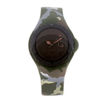 TOYWATCH Camouflage Jelly Watch
