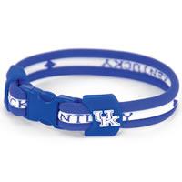 Eagles Wings Kentucky Wildcats Titanium Sport Bracelet