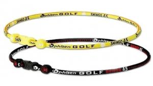 Phiten Japanese RAKUWA Golf Titanium Necklace X45