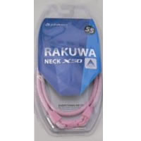 Phiten Japanese RAKUWA Titanium Necklace X50 (Checked Pink)