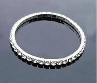 Crystal Brand Single Row Bracelet