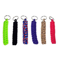 Paracord Survival Rescue Keychain