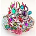 FABULOUS Multi-Color Peacock Bracelet